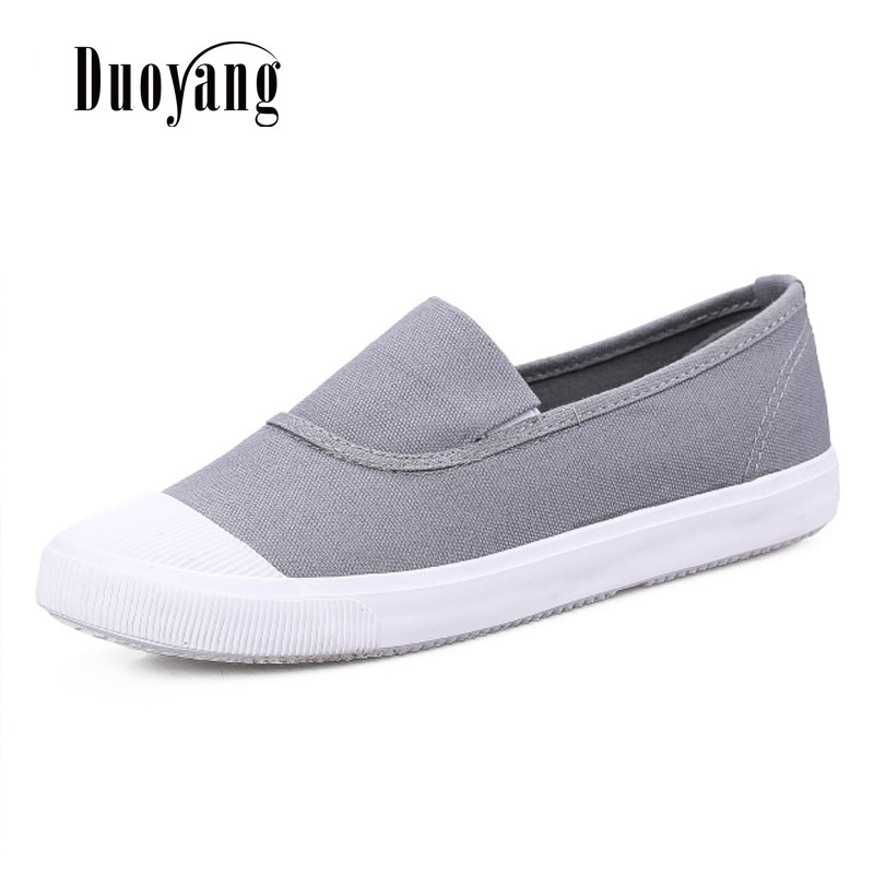 2018 Fashion women canvas sneaker shoes low breathable women solid color flat shoes casual shoes tenis feminino designer fashion women canvas shoes low breathable women solid color flat shoes casual white leisure cloth shoes size 35 44