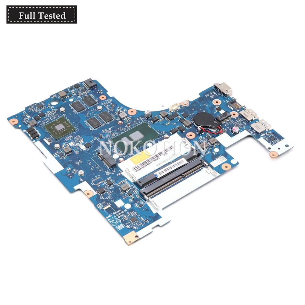 NOKOTION BMWD1 NM A491 Main board For lenovo 300 17ISK font b laptop b font motherboard