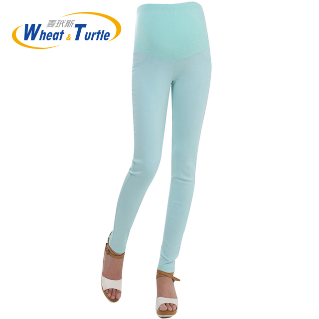 2016 Hot Sale Maternity Pants All-Mach Good Quality  Skinny Trousers For Pregnant Women All Season Suitable Casual Pencil Pants