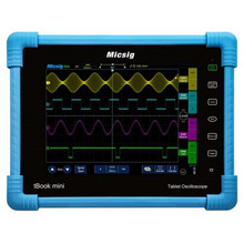 Micsig Digital Oscilloscope TO1104 100MHz 4CH 28Mpts portable oscilloscopes Automotive touchscreen  diagnostic oscilloscope micsig scopemeter oscilloscope automotive 200mhz digital tablet oscilloscope touchscreen oscilloscope portable 2 channels to202a