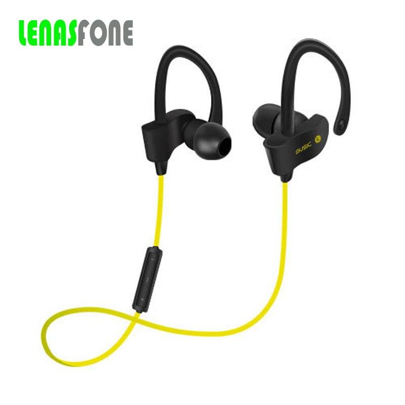 Bluetooth earphone For Apple EarPods Earbuds In Ear Sport Wireless Bluetooth 4 1 Headset For iPhone