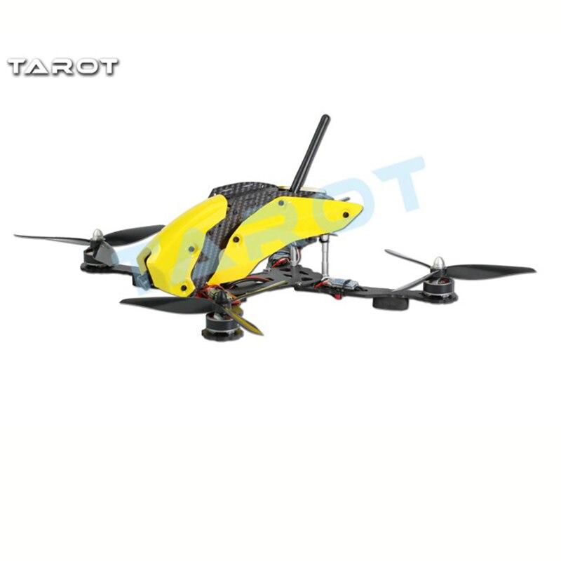 Tarot 330 Robocat 4 Axis Fiber Glass Quadcopter Frame TL330A for RC ...