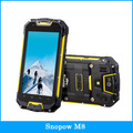 Snopow M8 4.5'' Android 4.2 Waterproof Shockproof Smartphone MTK6589 Quad Core 1.2GHz RAM 1GB+ROM 4G Waterproof Grade IP68