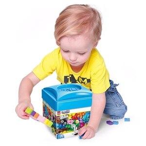 Image 3 - Enlighten 2901 460 шт оптом DIY креативные строительные блоки кирпичи развивающие игрушки для детей подарок Рождество juguetes