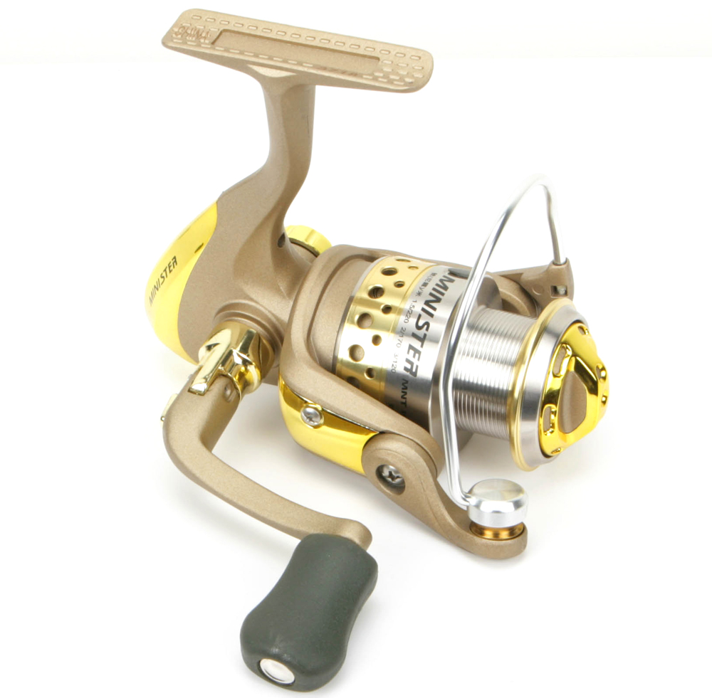 цены Fishing tackle Okuma fishing tackle fishing vessel spinning wheel second generation minister mntii-65