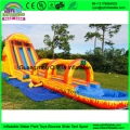commerical giant corkscrew inflatables water slides for prices,outdoor giant inflatable slide with pool