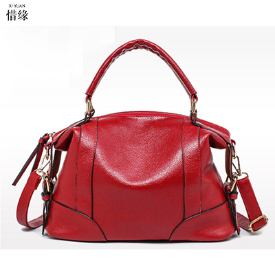 XIYUAN BRAND luxury fashion womens Autumn ladies crossbody bags pu leather red shoulder bag blue handbag black hand bags for mom