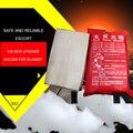 1 2 м x 1 2 м огнеупорное одеяло из стекловолокна огнеупорное качество аварийное спасательное огнеупорное покрывало