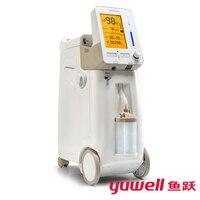 Yuwell 3L кислородный концентратор медицинского кислорода противоударную кончик пальца оксиметр генератор кислорода распыление медицинского