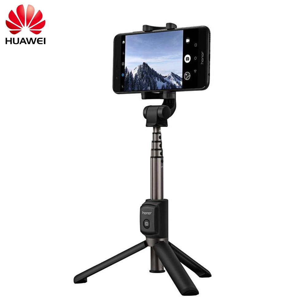 Smart Activity Tracker Intelligente Elektronik GüNstiger Verkauf Original Huawei Honor Af15 Selfie Stick Stativ Bluetooth 3,0 Einbeinstativ Erweiterbar Handheld Selfie Stick Stativ Für Ios Android
