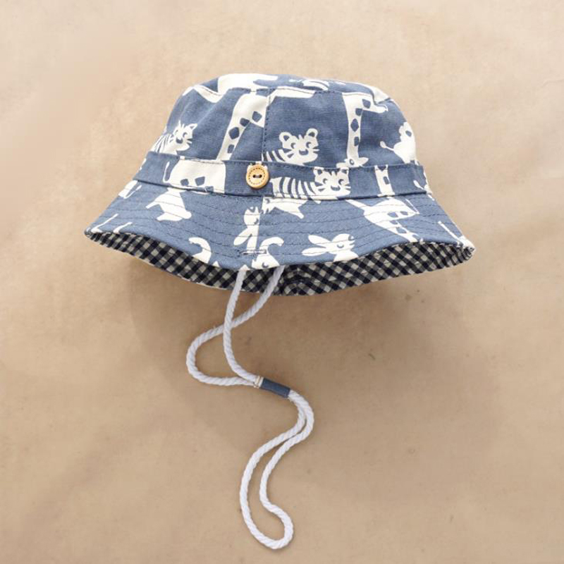 b18e1d54 Surblue 2017 Children Sun Hat Cap Child Photography Prop Spring Summer  Outdoor Wide Brim Kids Baby Girl Boy Hat Beach Bucket Hat on Aliexpress.com  | Alibaba ...