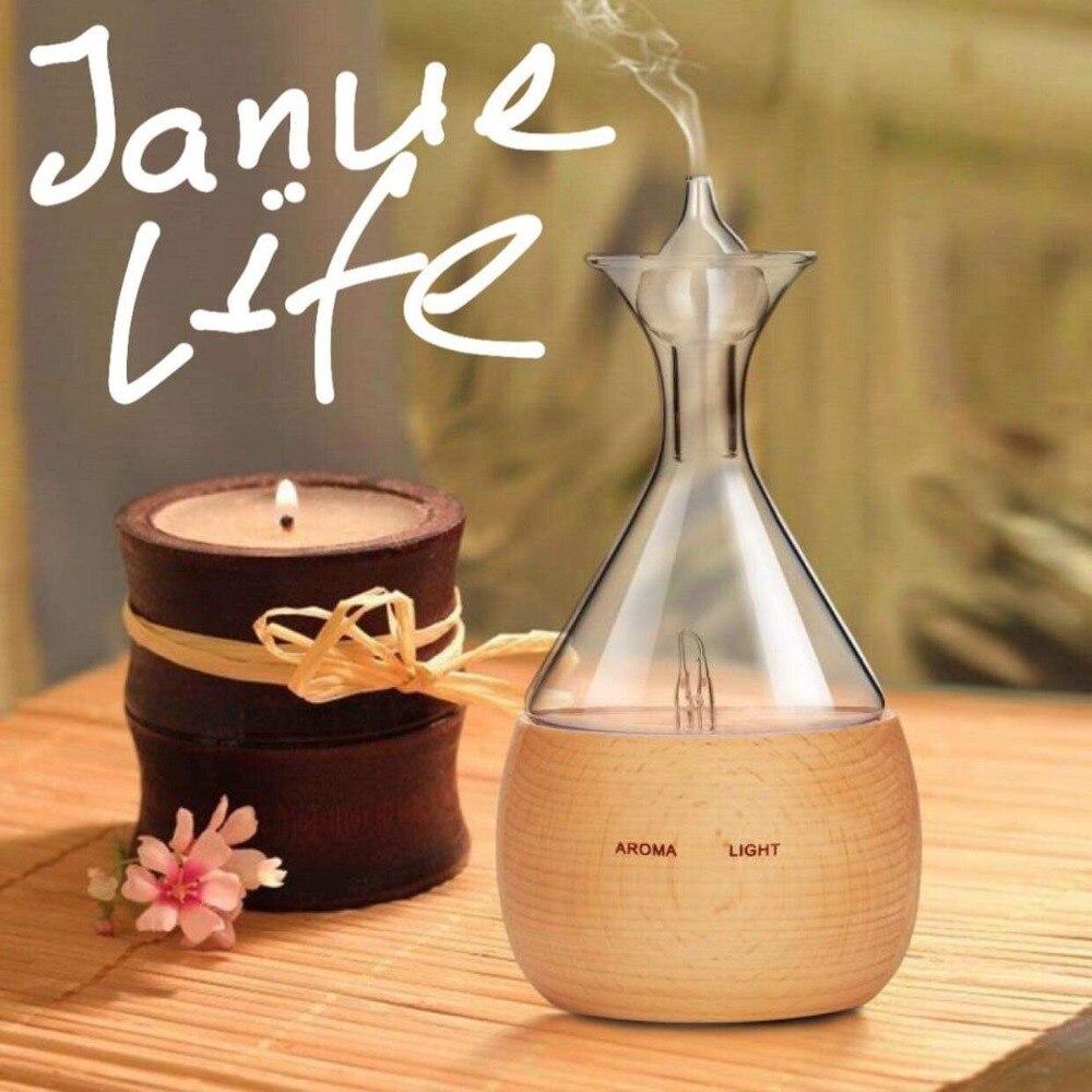 Nebulizador difusores de aceite esencial aromaterapia uso doméstico nebulizador súper fino sin agua Sensor táctil clásico sin calor