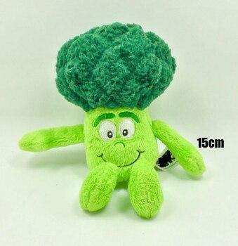 Małe warzywne i owocowe maskotki