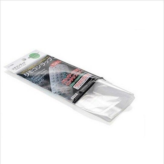 1 Packs = 5 Pcs 27x11 Cm Case Voor Afstandsbediening Tv Afstandsbediening Protector Film Krimpkous Film Modern Ontwerp