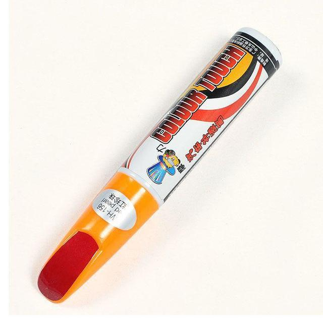 Selling all kinds of color paint pen magic car care products universal auto paint pen