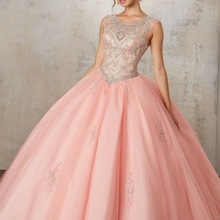 Fnoexw Luxury Quinceanera Dresses Ball Gown Sweet 16 Dress