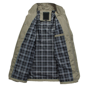 Image 4 - NaranjaSabor Fashion Thin Mens Jackets Hot Sell Casual Wear Comfort Windbreaker Autumn Overcoat Necessary Spring Men Coat N483