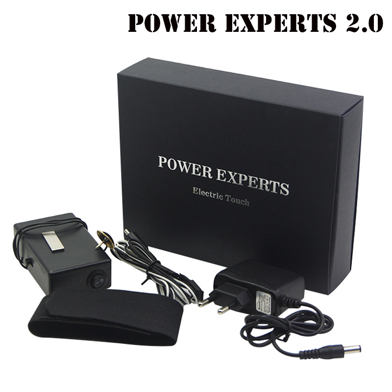 Power Experts 2.0 Electric Touch Magic Tricks Professional Magician Stage Close Up Illusions Accessories Gimmick Mentalism