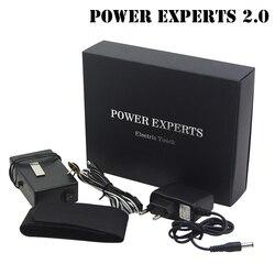 Волшебные трюки Power Experts 2,0, электрические сенсорные фокусы, профессиональный маг, сценический маг, аксессуары для приближения, мерцающий ме...
