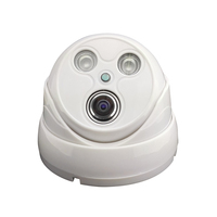 Wide Angle Fisheye 5 0MP Network IP Camera Onvif H 265 P2P Infrared Indoor Ceiling Installation