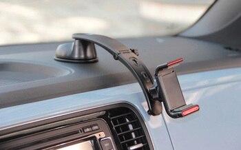 Suction Car Air Vent Clip Phone Stands Mounts Holders For Galaxy E3 E5 E7 J3 J5 J7 A3 A5 A7 (2017) J4+ J6+ A8 A9 Star J4 J2 Core