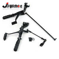 Motorcycle Forward Controls Complete Kit Pegs Levers Linkage For Harley Sportster XL883 XL1200 Iron 883 2014 2017 48 72
