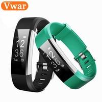 ID115 HR Plus Heart Rate Smart Band 0 96 OLED Sleep Monitor Smart Bracelet Bluetooth Call