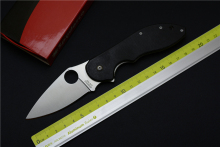 Taiwan foundry c41CTS bearing spider knife G10 handle outdoor camping hunting EDC tool