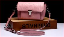 2016 winter bag vintage messenger bag women's handbag  leather handbags Free ShippingL5055