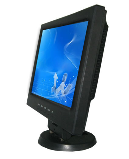 10,1 дюйма 16:10 сенсорный экран монитор широкий угол обзора с VGA/HDMI/DVI/DC/USB интерфейсом - 2
