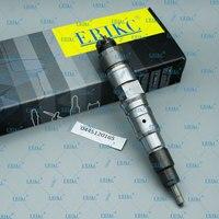 ERIKC топливный инжектор в сборе 0445120165 масляный Авто инжектор 0445 120 165 Новый инжектор топлива в сборе 0 445 120 165