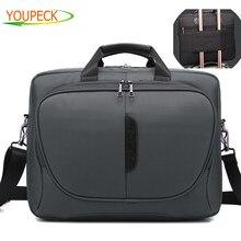 CoolBell Fashion 15 6 inch Laptop Bag 15 Notebook Computer Bag Waterproof Messenger Shoulder Bag Men