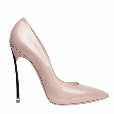 ФОТО Brand Shoes Woman High Heels Women Pumps Stiletto Heeled Shoes For Women High Heels Pointed Toe Nude Wedding Shoes Big Size 43
