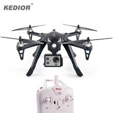 Nueva MJX B3 Bugs 3 Helicóptero DEL RC Sin Escobillas 80 KM/H Control Remoto Drone Profesional puede Añadir 4 k Cámara Gopro envío Gratis