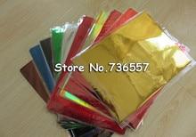Transfere фольгой тиснения визитная ламинатор горячего карточка серебро лазерный принтер золото