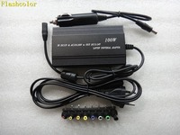 Retail Wholesale Brand NEW 100W Laptop Universal AC DC Adapter USB Power Charger EU Plug Notebook
