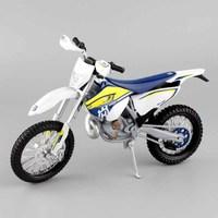1 12 Scale Baby Miniature KTM Motorcycle Motocross HUSABERG FE501 AMA Motorsports Dirt Bike Racing Diecast
