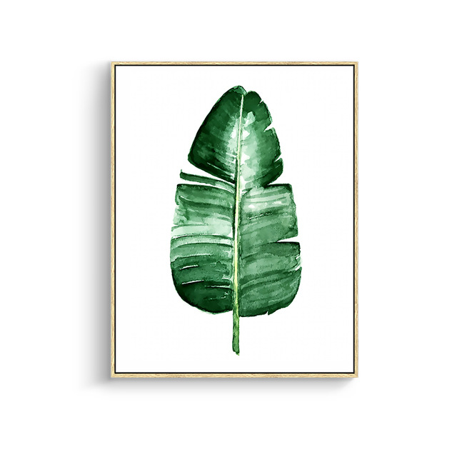 Modern-Green-Tropical-Plant-Leaves-Canvas-Art-Print-Poster-Nordic-Green-Plant-Wall-Pictures-Kids-Room.jpg_640x640 (3)
