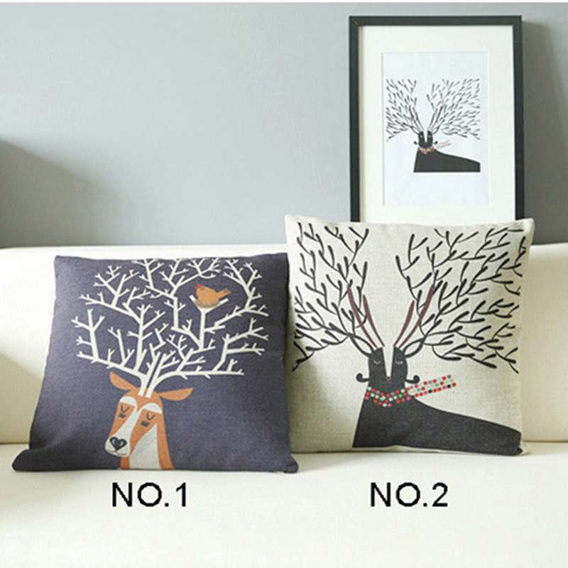 Modern Moose Pillow : Online Get Cheap Moose Black -Aliexpress.com Alibaba Group