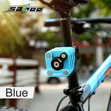 Sahoo PAW Folding Bike Lock Ultra Strong Harden Steel Alloy Metal Magic Bicycle Cube Lock