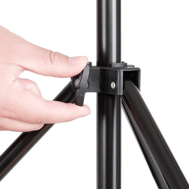 Image 5 - Professional Photography Photo Backdrops T Shape Background Frame Support System Stands With Clamps-in Photo Studio Accessories from Consumer Electronics