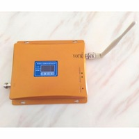 VOTK GSM 3g Signal Repeater MOBILE GSM 3G SIGNAL BOOSTER CELL PHONE DUAL BAND GSM900MHZ WCDMA