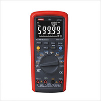 UNI-T UT171B Industrial True RMS Digital Multimeter 60KCounts Admittance nS Temperature AC LoZ Measure EBTN LCD USB Interface
