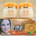 20g * 2 VC crema mancha Blanca se utiliza durante el día y el uso de color amarillo por la noche