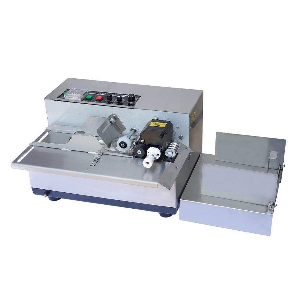 MY 380F ink roll Coding machine card printer produce date printing machine solid ink code printer
