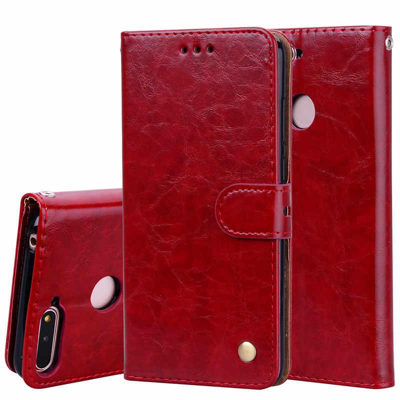Роскошный чехол-кошелек с подставкой из искусственной кожи с откидной крышкой для Honor 7C Pro, чехол для Honor 7A 7 A, DUA-L22, чехол для телефона huawei Honor 7C 7A Pro, сумка
