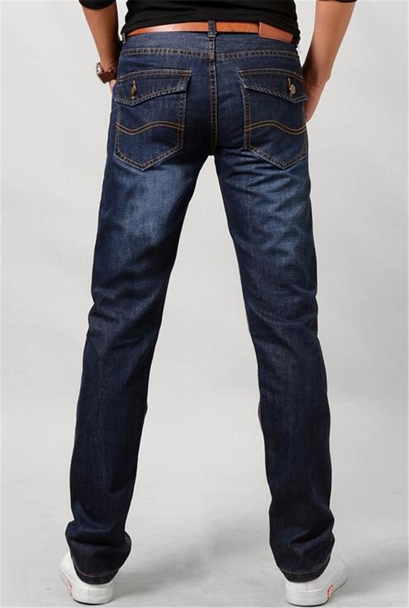 Jeans hombre Brand 2016 Տղամարդկանց բեռների - Տղամարդկանց հագուստ - Լուսանկար 6