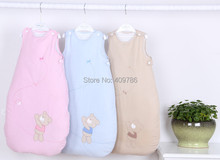 Ребенка спальный мешок, 0-9Month, спальный мешок для новорожденных, детская спальный мешок, ребенок, спящий мешок, медведь, продвижение на новый год(China (Mainland))