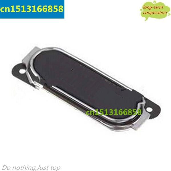 Timeway Главная Возврат Клавиатура Home Button Flex Кабель Замена для Samsung Galaxy S Duos S7562-Черный, Белый
