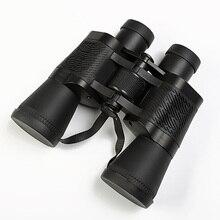 Nanoo Military HD Zoom Binoculars Low Night Vision Waterproof Mini Professional Hunting Telescope